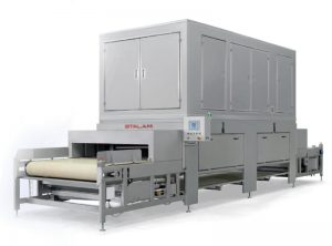 Some types of meat and seafood that can be successfully defrosted with RF technology